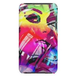 抽象的な女の子 Case-Mate iPod TOUCH ケース