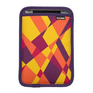抽象的な小型iPadの袖 iPad Miniスリーブ