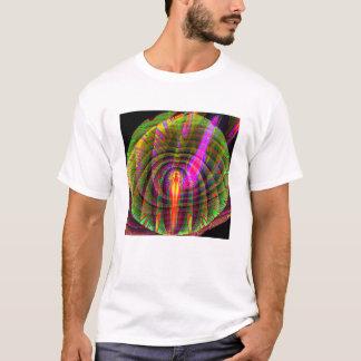 抽象的な幾何学3.1d (app) tシャツ