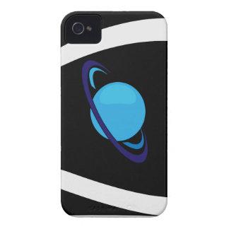 抽象的な惑星のデザイン Case-Mate iPhone 4 ケース