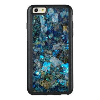 抽象的な曹灰長石のモザイクオッターボックスのiPhoneの場合 オッターボックスiPhone 6/6s Plusケース