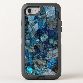 抽象的な曹灰長石 オッターボックスディフェンダーiPhone 7 ケース