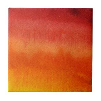 抽象的な水彩画の手塗りの背景5 タイル