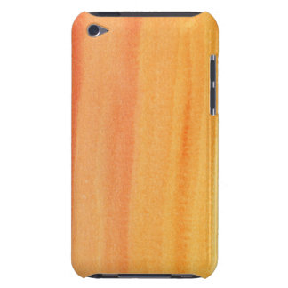 抽象的な水彩画の手塗りの背景 Case-Mate iPod TOUCH ケース