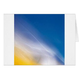 抽象的な水晶はひびを反映します カード