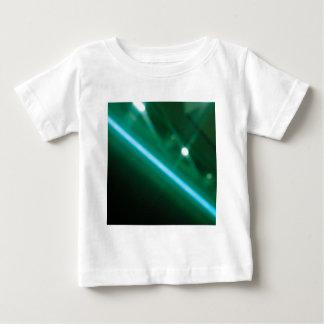 抽象的な水晶はラジオを反映します ベビーTシャツ