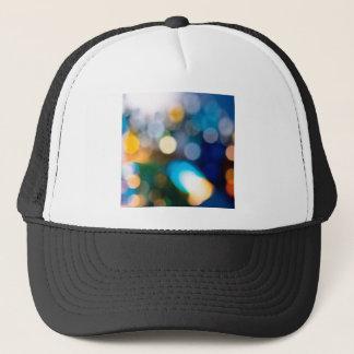 抽象的な水晶は鐘を反映します キャップ