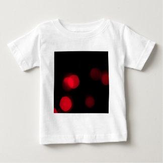 抽象的な水晶はChocoを反映します ベビーTシャツ