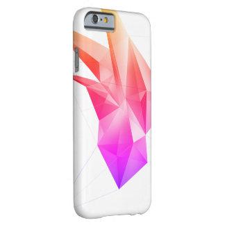 抽象的な水晶(中心Ipanema) iPhone 6/6sの場合 Barely There iPhone 6 ケース