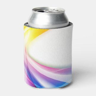 抽象的な渦巻1 缶クーラー