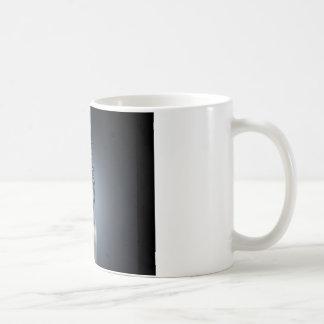 抽象的な火の蝋燭水しぶき コーヒーマグカップ