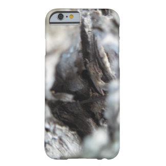 抽象的な灰色 BARELY THERE iPhone 6 ケース
