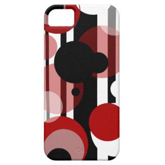 抽象的な炭酸水の泡 iPhone SE/5/5s ケース