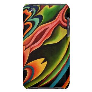 抽象的な熱帯穹窖ipod touch Case-Mate iPod touch ケース