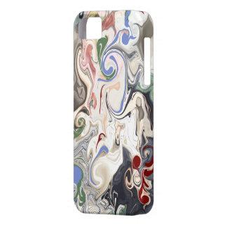 抽象的な物語 iPhone SE/5/5s ケース