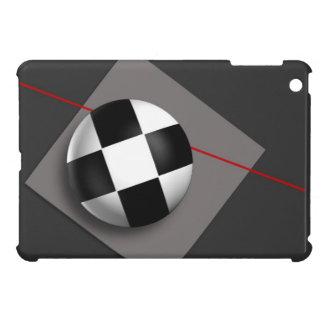 抽象的な球のモダンなデザインのIPad Miniケース iPad Miniケース