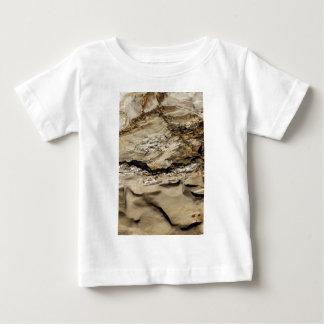 抽象的な石 ベビーTシャツ