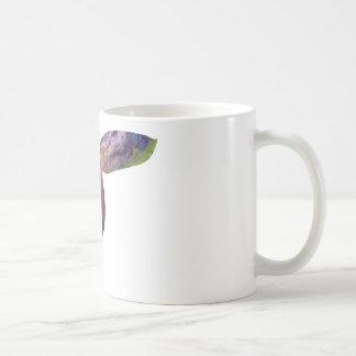 抽象的な穴子のシルエット コーヒーマグカップ