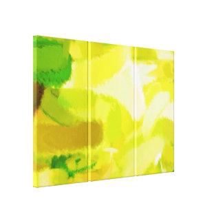 抽象的な絵画|の抽象美術25 キャンバスプリント
