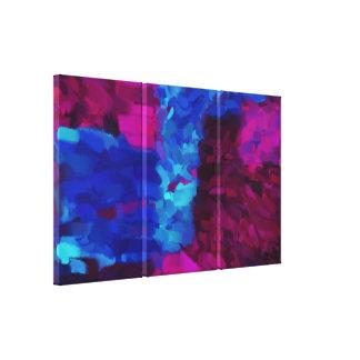 抽象的な絵画|の抽象美術 キャンバスプリント