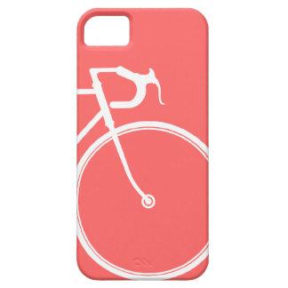 抽象的な自転車のiPhone 5の場合 iPhone SE/5/5s ケース