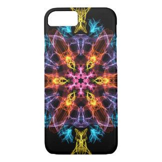 抽象的な色の幾何学 iPhone 7ケース