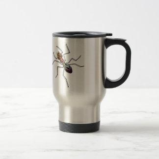 抽象的な蟻 トラベルマグ