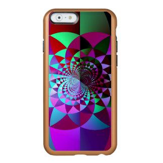 抽象的な道化師のiPhone6ケース Incipio Feather Shine iPhone 6ケース