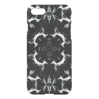 抽象的な錯覚のiPhone 7のClearly™のディフレクターの箱 iPhone 8/7 ケース