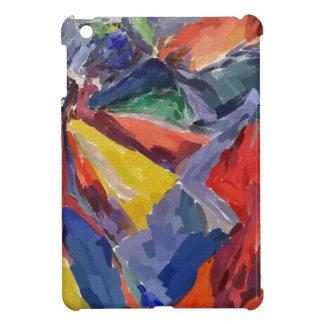抽象的な電子工学 iPad MINI カバー