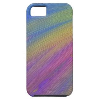 抽象的な電子工学 iPhone SE/5/5s ケース