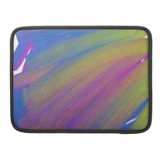 抽象的な電子工学 MacBook PROスリーブ