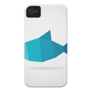 抽象的な魚 Case-Mate iPhone 4 ケース