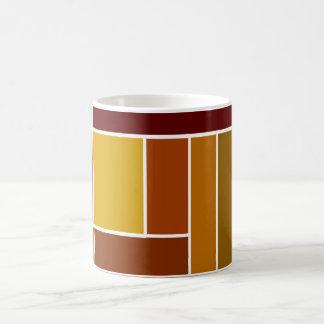抽象的な#488 コーヒーマグカップ