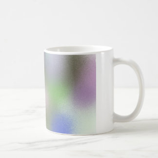 抽象的なB コーヒーマグカップ