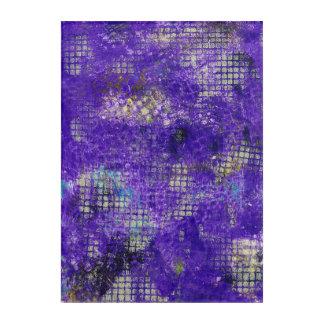 抽象的なMonoprint 1711305の芸術のプリント アクリルウォールアート