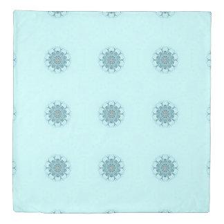 抽象的なseafoam 掛け布団カバー