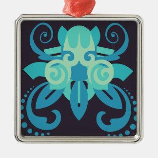 抽象的概念2 Poseidon メタルオーナメント