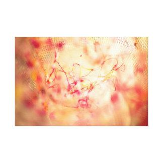 抽象美術のキャンバスのプリント キャンバスプリント