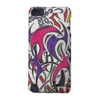 抽象美術のIPodの箱 iPod Touch 5G ケース