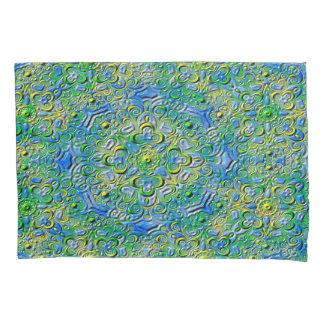 抽象美術パターン 枕カバー