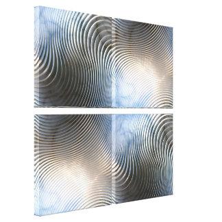 抽象美術128 キャンバスプリント
