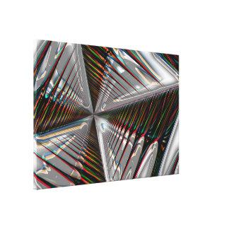 抽象美術144 キャンバスプリント