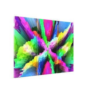 抽象美術150 キャンバスプリント