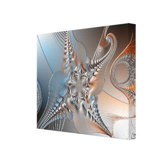 抽象美術 キャンバスプリント