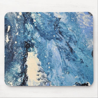 抽象美術-フロストの命とり マウスパッド