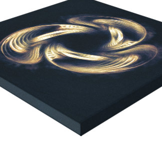 抽象美術-再生 キャンバスプリント