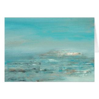 抽象美術-聖域 カード