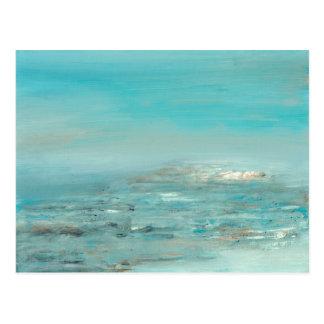 抽象美術-聖域 ポストカード