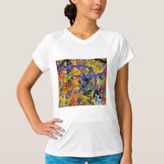 抽象美術 Tシャツ